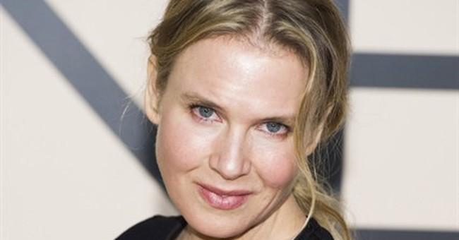 Renee Zellweger: 'People don't know me in my 40s'
