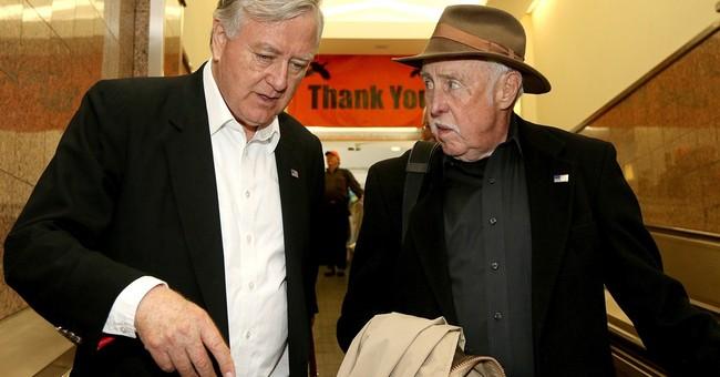Poems, but few ads -- Pressler seeks Senate return