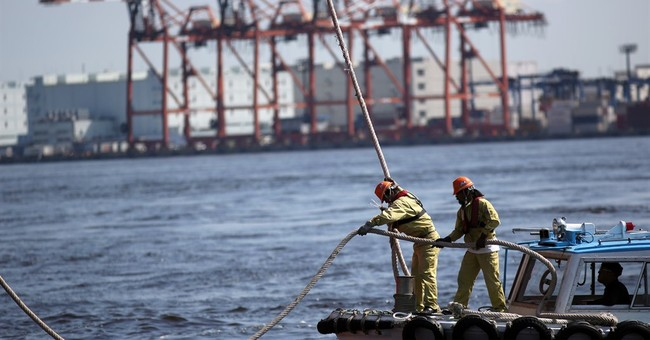 Japan's exports up in September, deficit persists