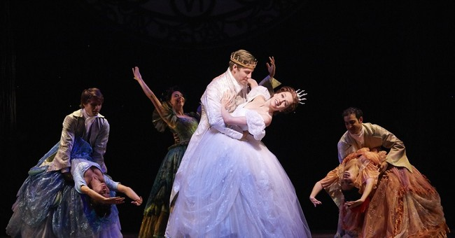 Cinderella musical on tour stars a new mom