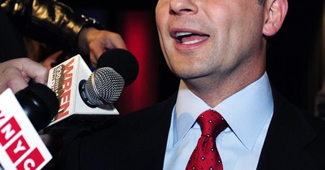 NY governor hopefuls debate economy, leadership