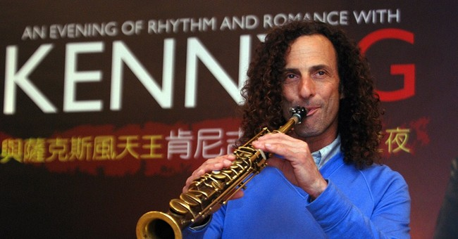 Kenny G distances self from Hong Kong protesters