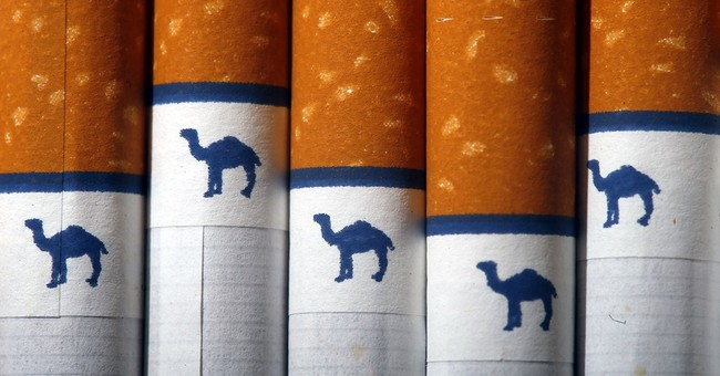 Camel maker Reynolds snuffs out workplace smoking
