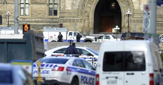 Canada's PM says shooting rampage was terrorism