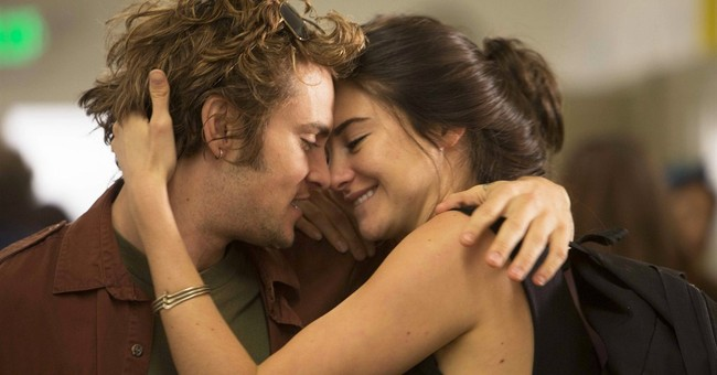 Review: Shailene Woodley gets lost in a blizzard