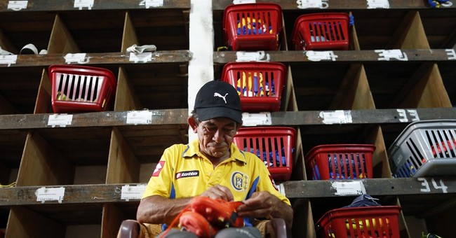 AP PHOTOS: Small Paraguay soccer team hits it big