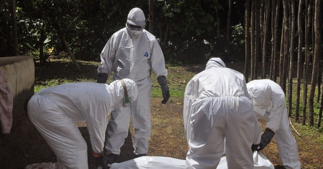 1st Ebola case in W. African nation of Mali
