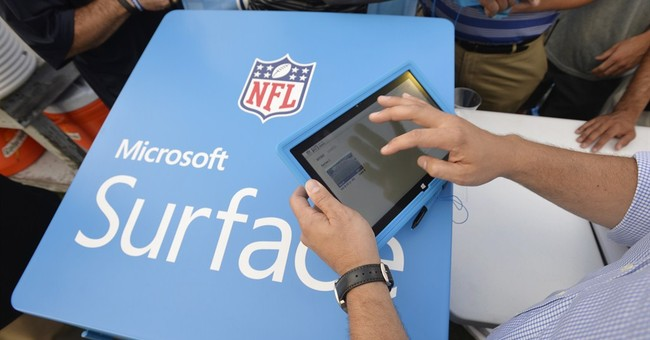 Cloud business lifts Microsoft's quarterly results