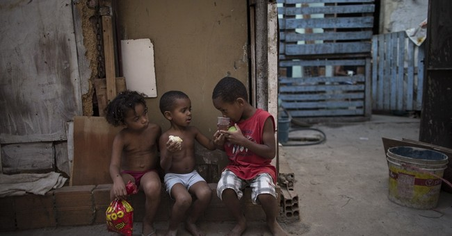 AP PHOTOS: Brazil's poor, Rousseff's solid support