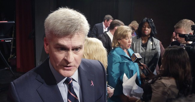 Cassidy has many opponents in Louisiana Senate bid