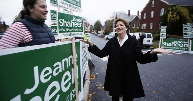 Shaheen, Brown meet for 3rd debate for US Senate