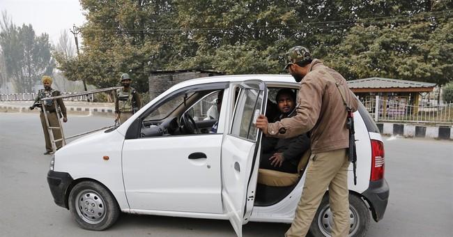Separatists protest in Kashmir against Modi visit