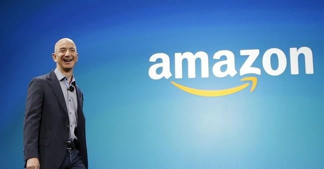 A blue Christmas for Amazon?