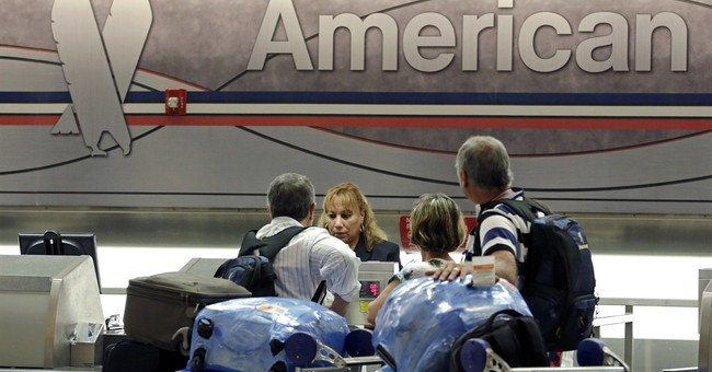 American Airlines posts record 3Q profit