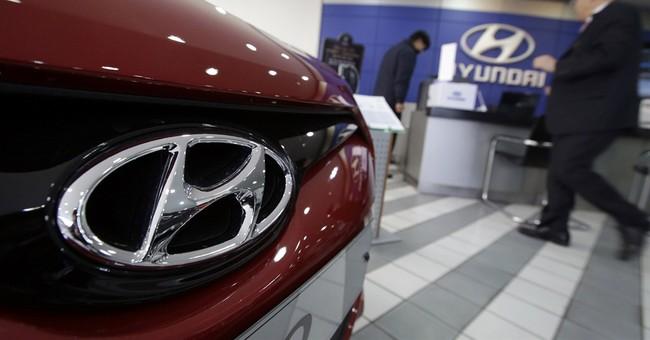 Hyundai Motor's 3Q profit falls 28 percent