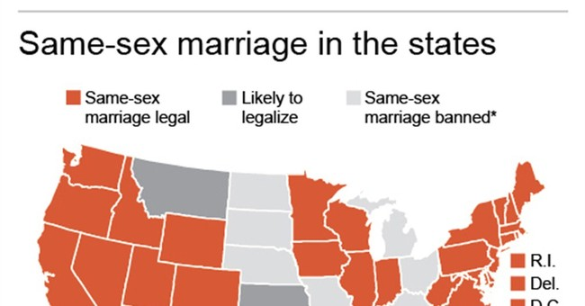 3 states wage fight to keep same-sex marriage ban