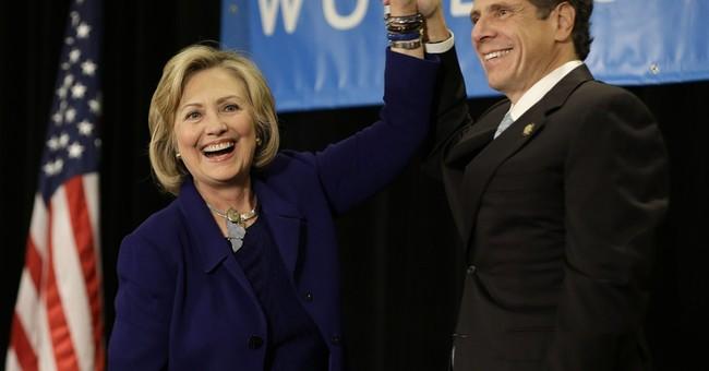 Hillary Clinton stumps for Gov. Cuomo in New York