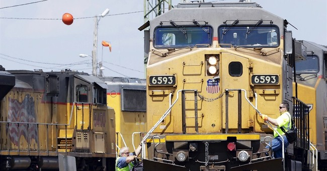 Union Pacific 3Q profit chugs ahead 19 percent