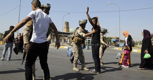 US officials: Iraqi army regrouping slowly