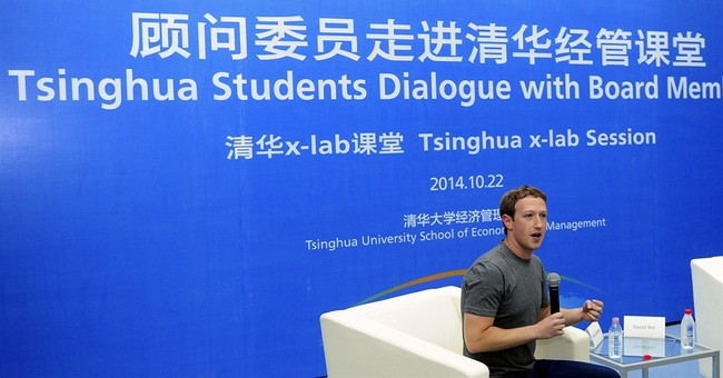 Zuckerberg speaks Chinese, Beijing students cheer