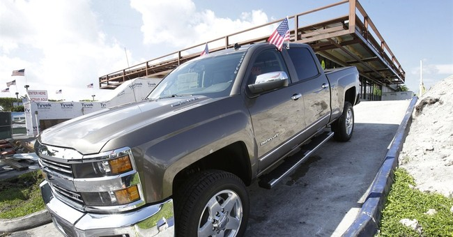 GM 3Q profit nearly doubles, led by N. America