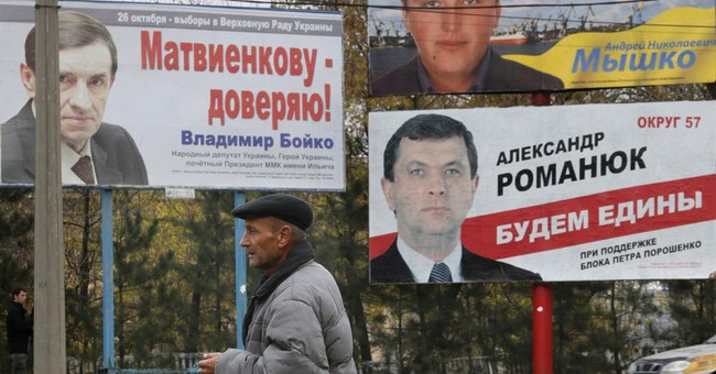Ukraine pins hopes on a new-look parliament