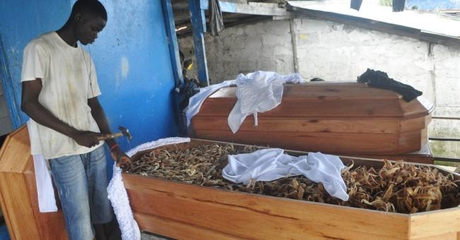 Beds at Ebola treatment units empty in Liberia