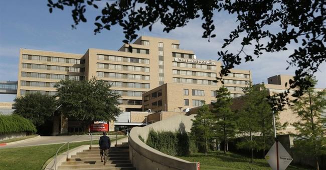 Patients avoiding Dallas hospital where Ebola hit
