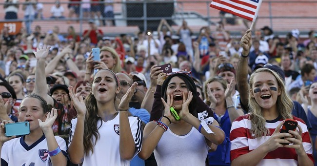 Next Women's World Cup a big chance for US soccer