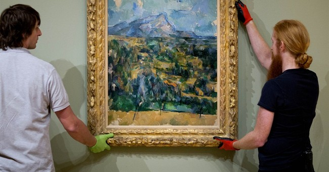 Exhibition at Atlanta's High features Cezanne