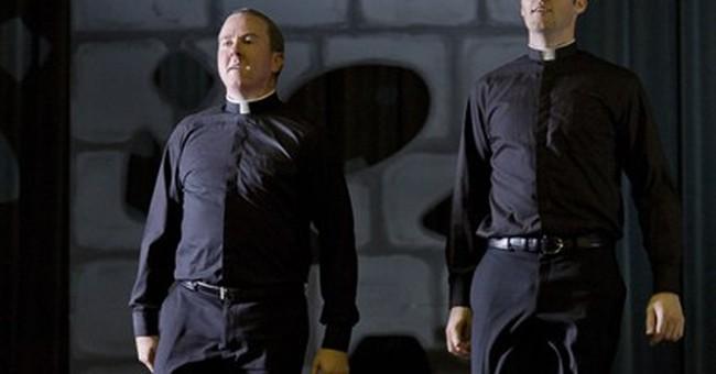 Dancing priests become Internet sensation