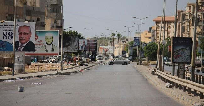 AP Interview: Libya FM wants Tripoli negotiations