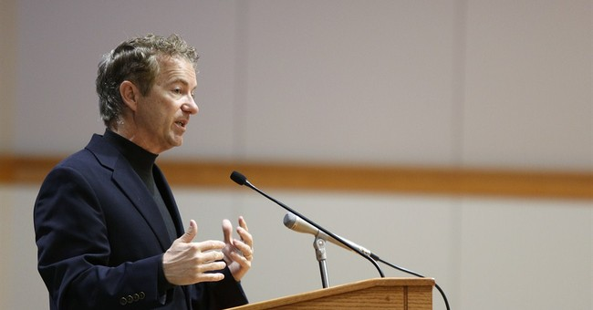 Rand Paul tries to peel away isolationist label