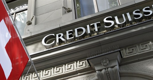 Credit Suisse Q3 profit more than doubles