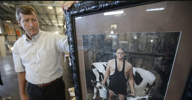 Olympic hero Rulon Gardner mementos up for auction