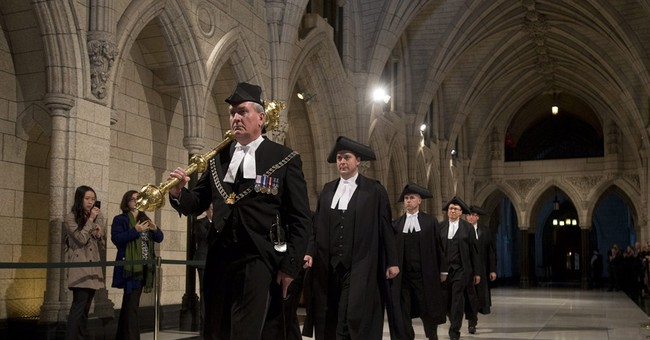 Ex-Mountie hero of shooting at Canada's Parliament