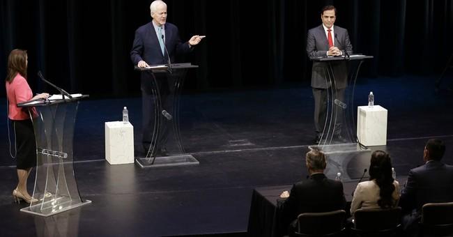 Cornyn, Democrat Alameel meet in only debate