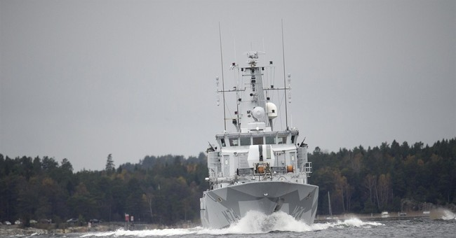 Sweden calls off search for submarine