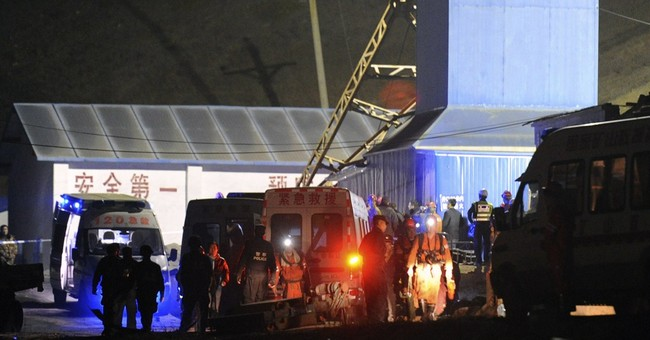 16 killed in China coal mine collapse