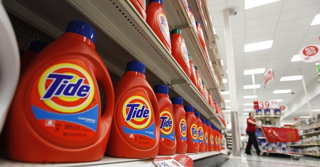 P&G matches Street 1Q forecasts