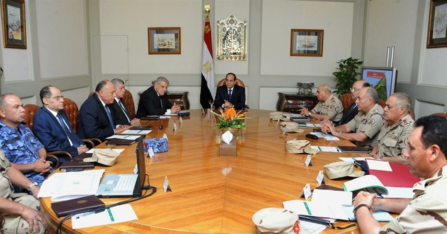 Egypt declares emergency in northern Sinai