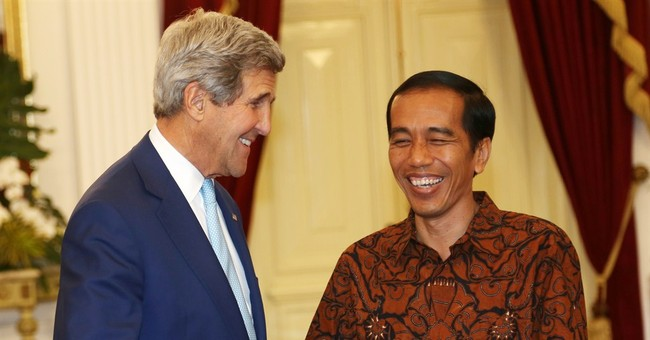 Foreign policy question mark over Indonesia leader