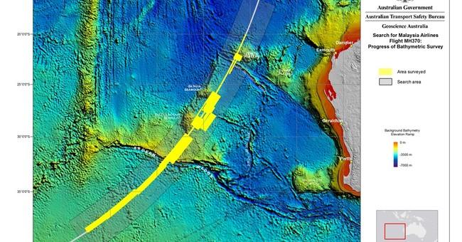 Australia says missing plane hunt will take months