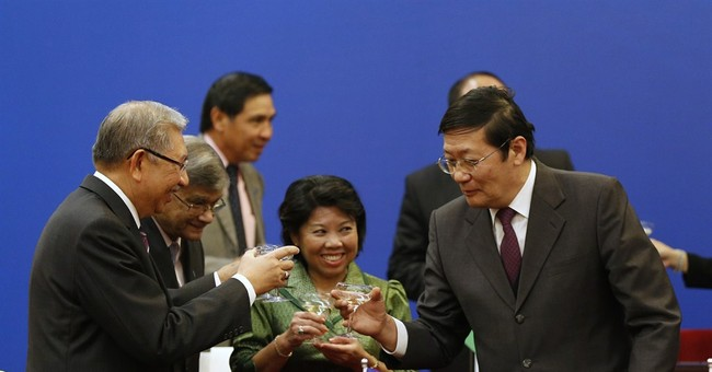 China, 20 other countries initiate new Asian bank