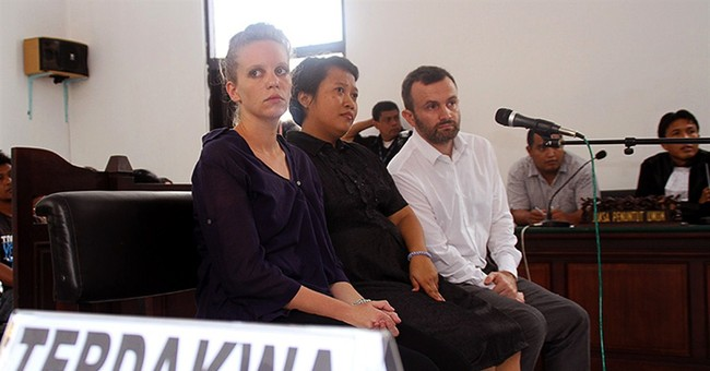 French journalists jailed in Indonesia's Papua