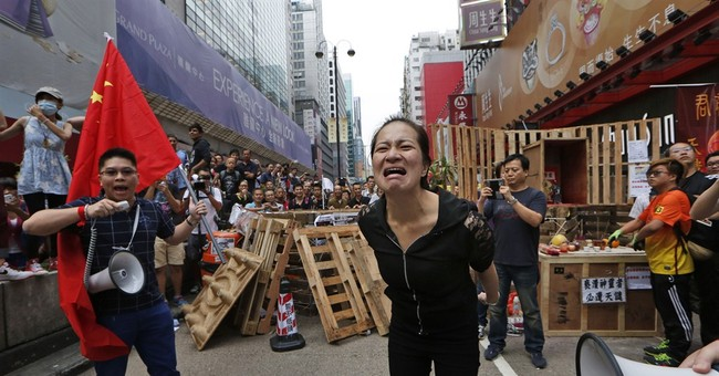 Hong Kong protesters to vote on govt offers