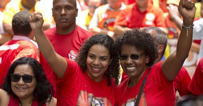 Brazil's Rousseff slams magazine's allegations