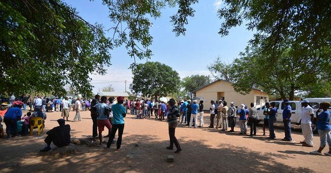 Botswana votes as president seeks second term