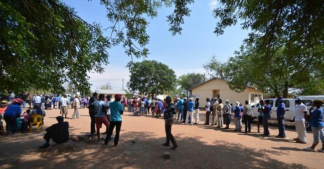 Botswana votes as president seeks second term