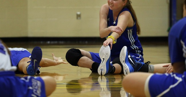 College player fights tumor for moment on court